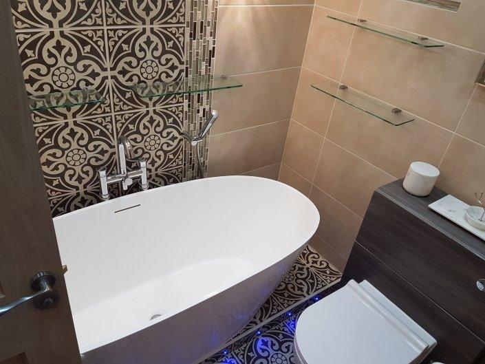 bathroom fitted Barnet Herts